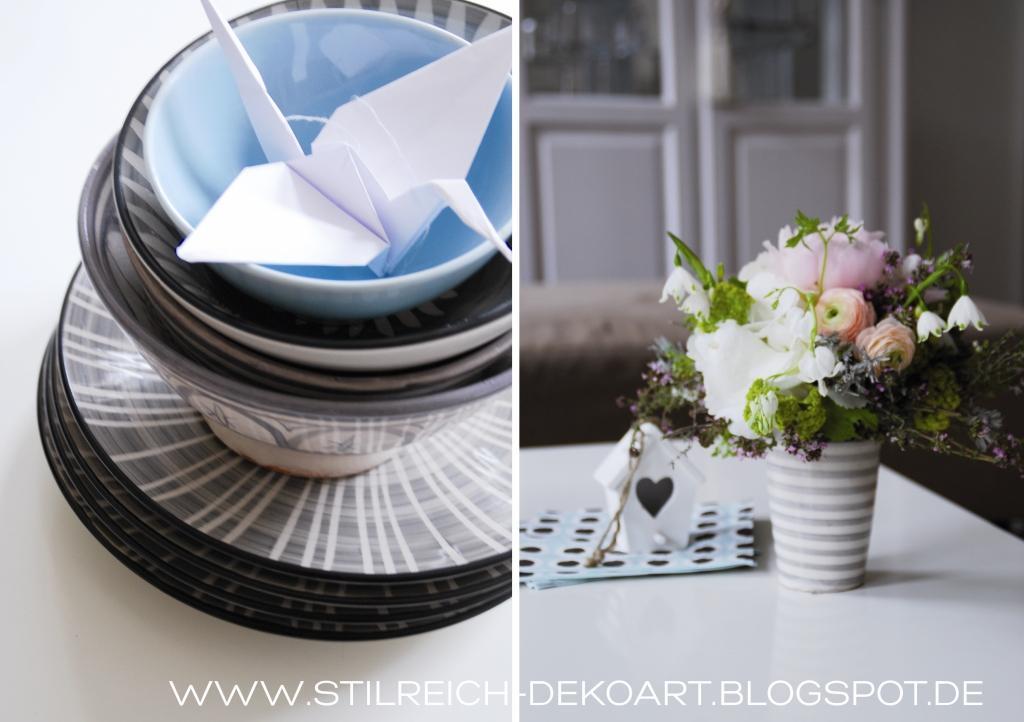 Spring flowers shades of mint s t i l r e i c h blog - Stilreich instagram ...