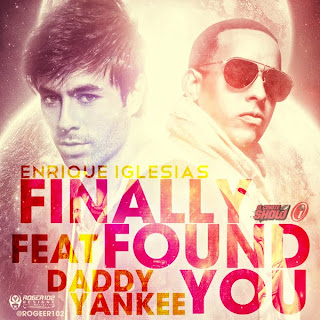 Enrique Iglesias - Finally Found You ft. Daddy Yankee cover lyrics