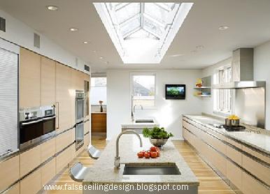 Interior Design Kitchen Ceiling Designs