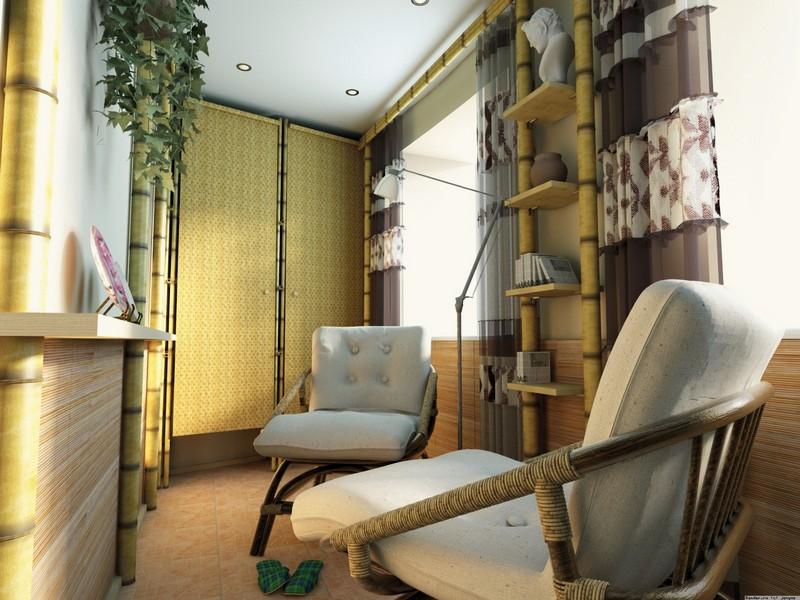 Идеи для дизайна балконов и лоджий - acesiontm.