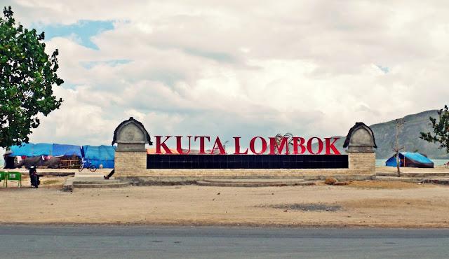 Kuta Lombok Beach | www.meheartseoul.blogspot.com