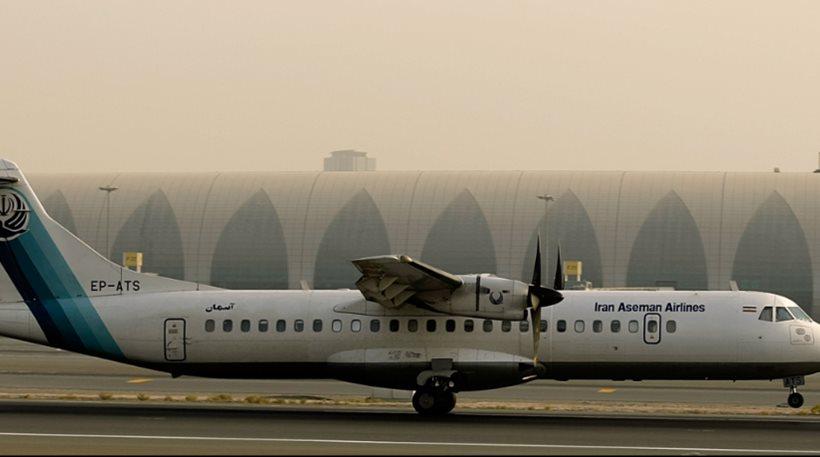 Συνετρίβη αεροσκάφος της Aseman Airlines με τουλάχιστον 60 επιβάτες στο Ιράν