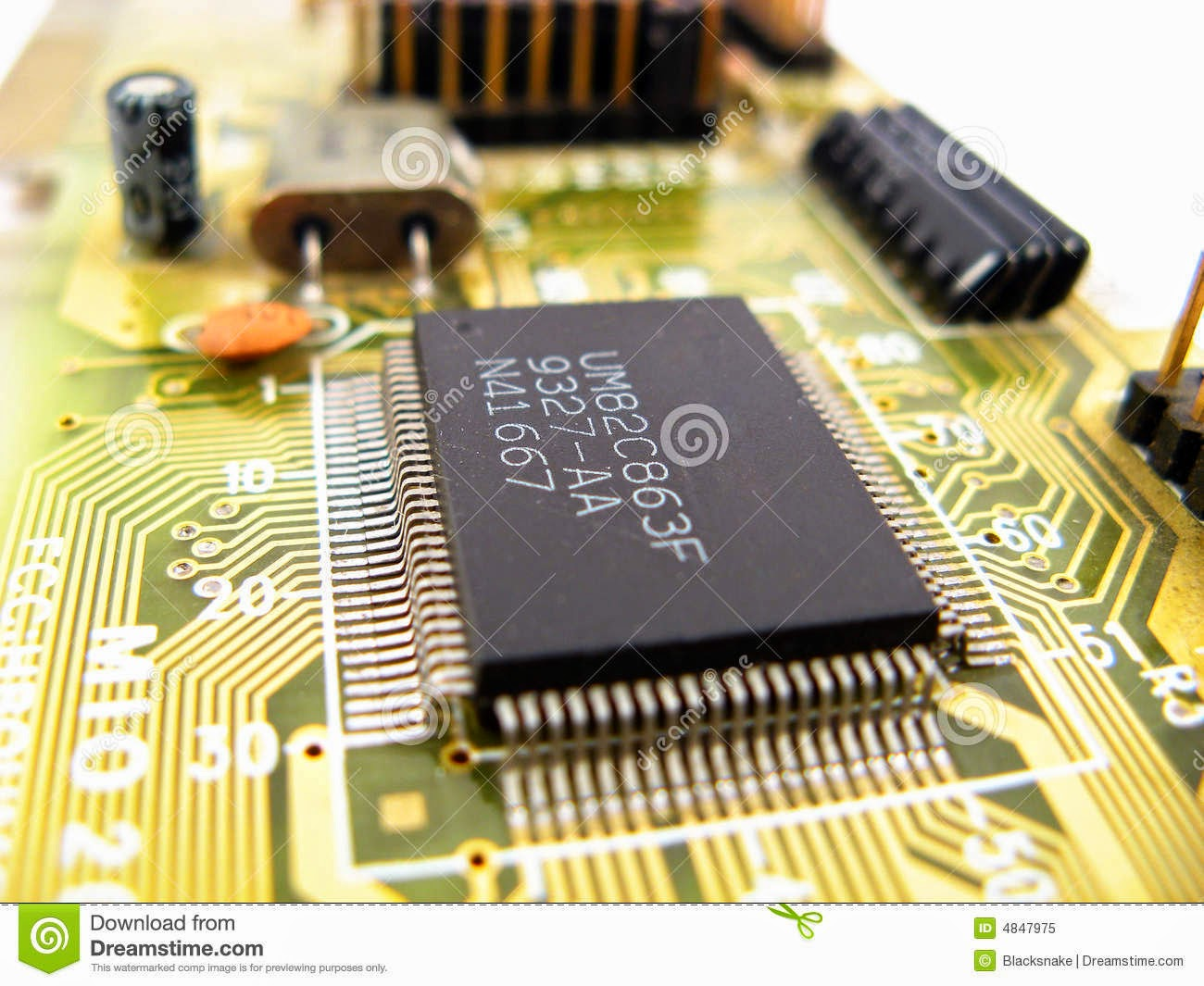 Circuito Integrado : Introducción a la ingenieria circuito integrado
