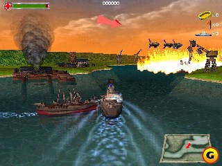 FREE DOWNLOAD GAME Battleship: Surface Thunder