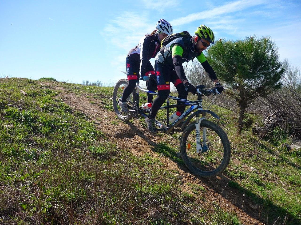 Blog Go Tandem - Revisión tándem montaña