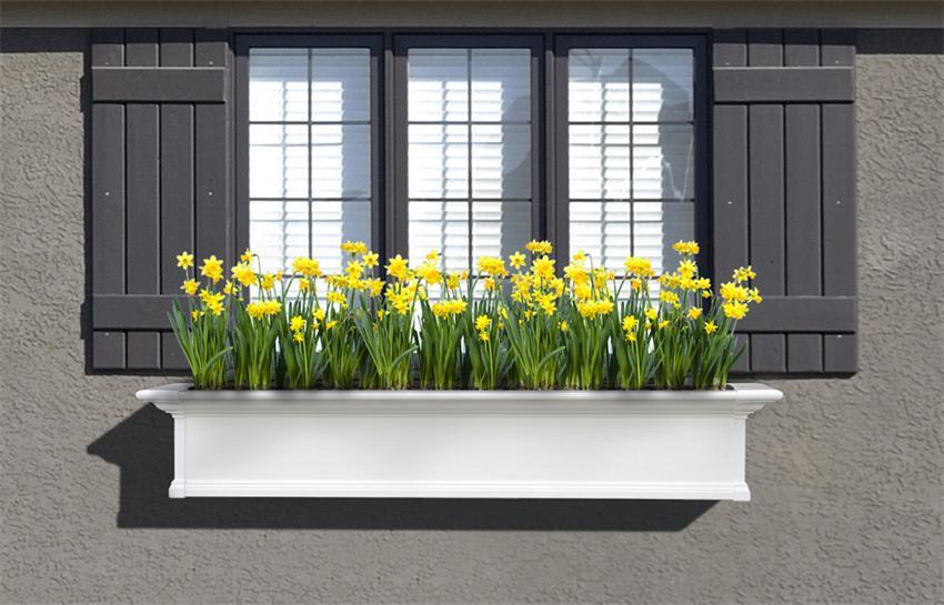 Design window with planter box home design picture for Box window design