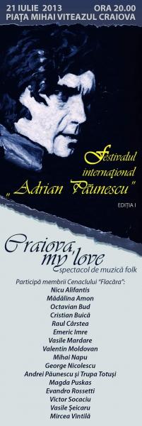 Festivalul International de Folk Adrian Paunescu