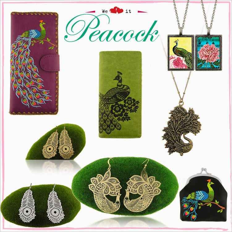 peacock gifts