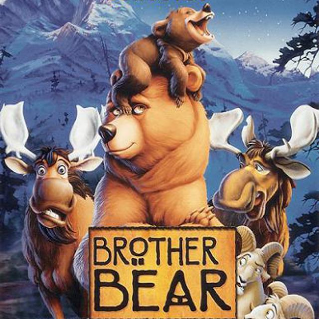 ดูการ์ตูน Brother Bear มหัศจรรย์หมีผู้ยิ่งใหญ่