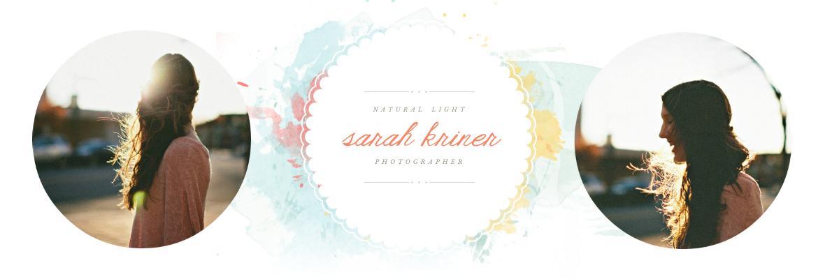 Sarah Kriner Photography