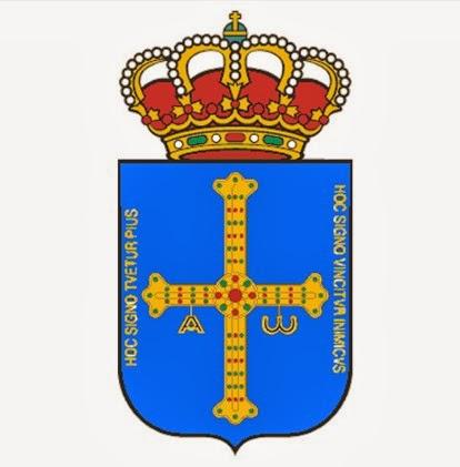 Escudo de Astúrias
