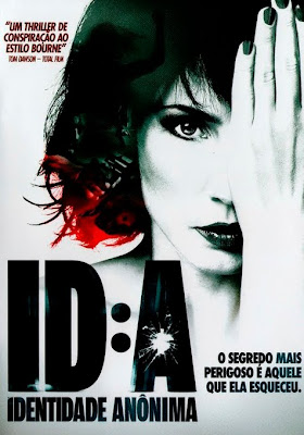 ID:A - Identidade Annima - DVDRip Dual udio