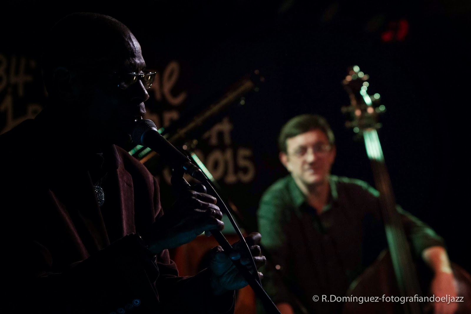 © R.Domínguez - George Cables & Javier Colina