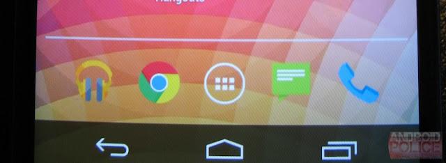 Android 4.4 on Nexus 4