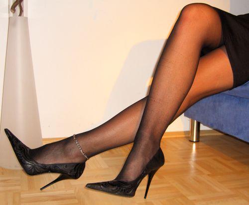 black italian high heels