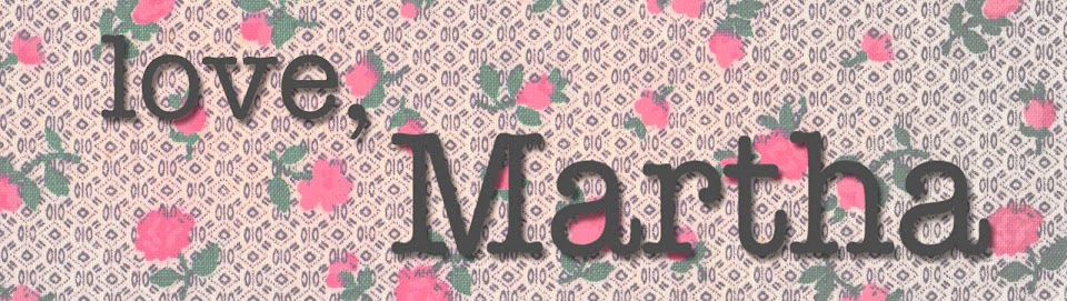 love, martha