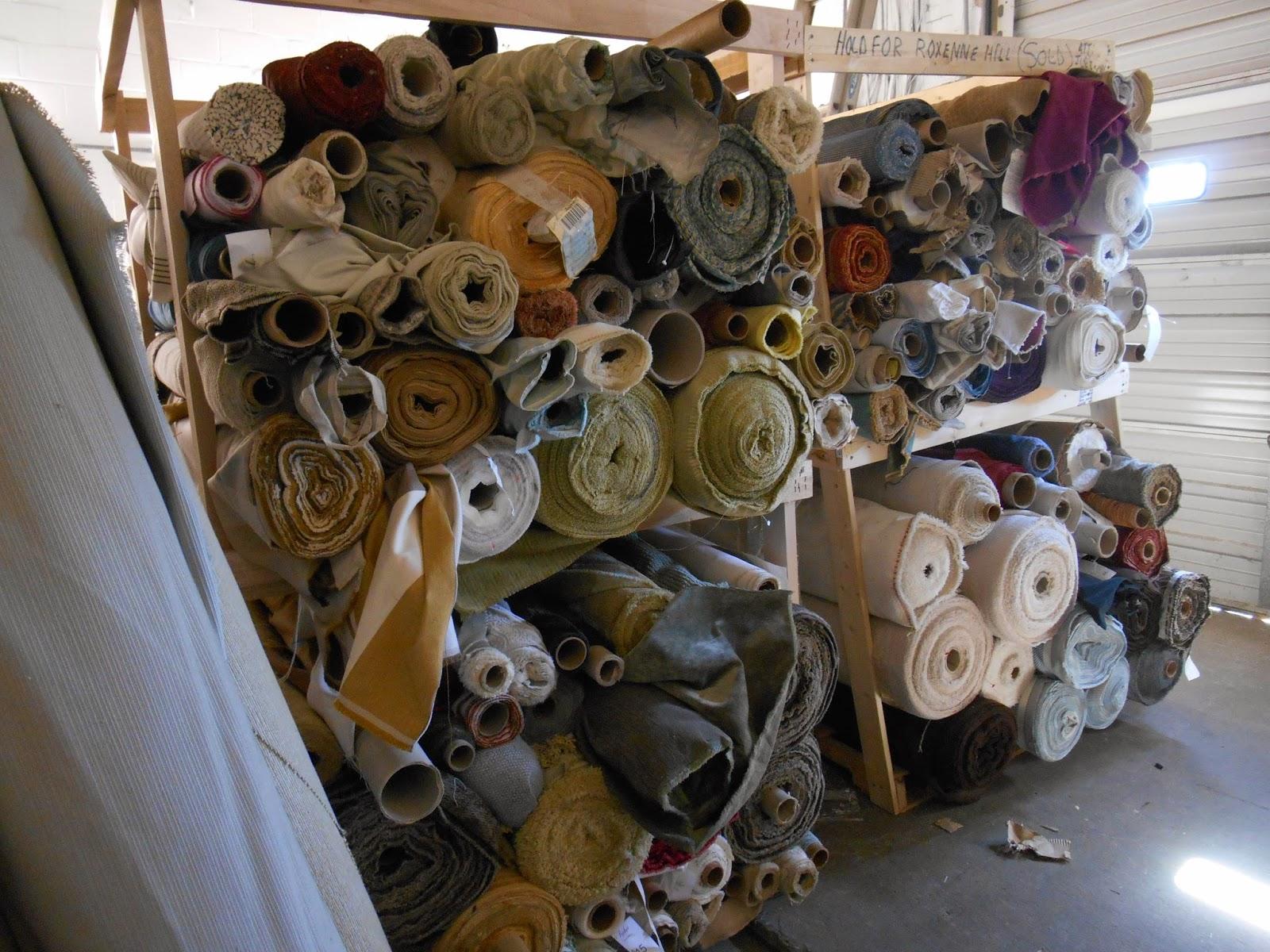 BIG Shipment at Haute Fabrics!!