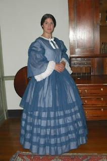 http://jessicadeandesign.blogspot.com/2012/08/flounced-sheer-dress.html