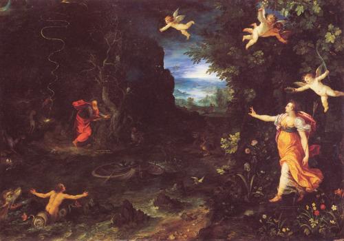 odysseus circe painting