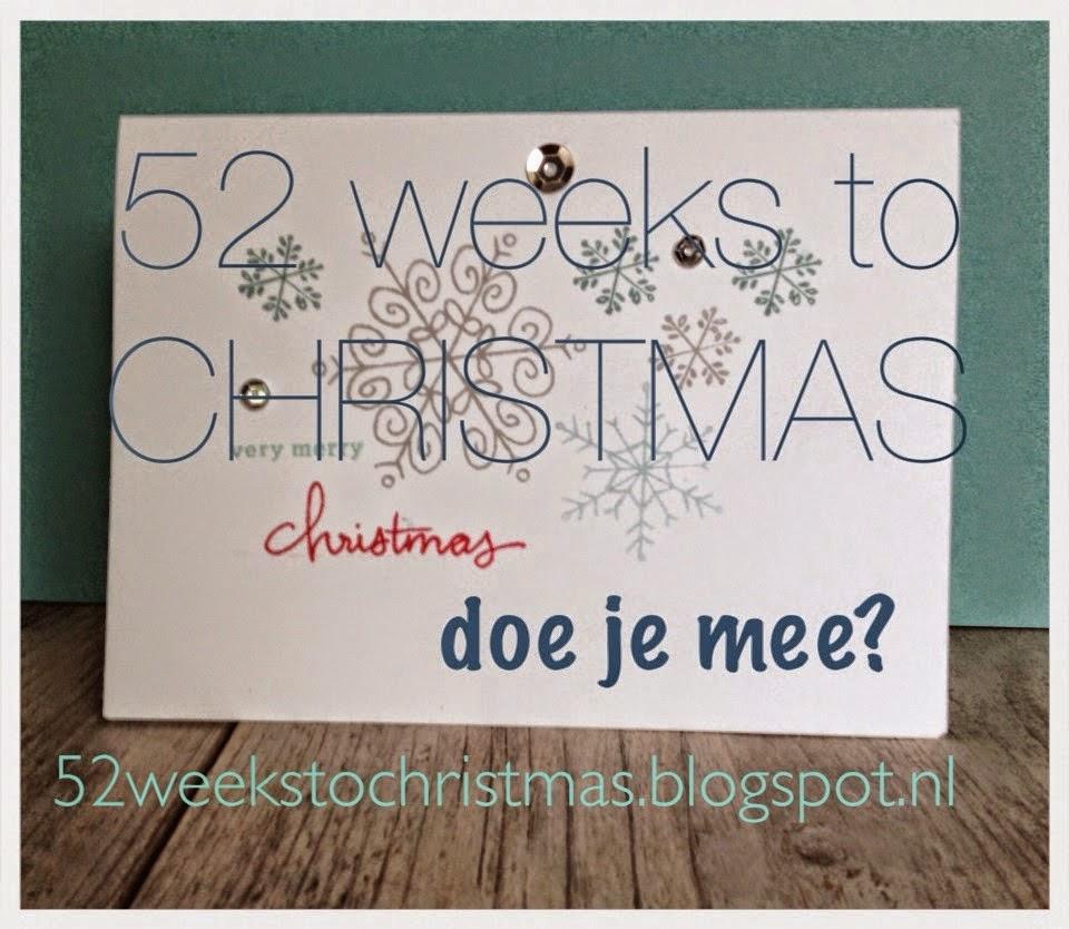 52 weekstochristmas