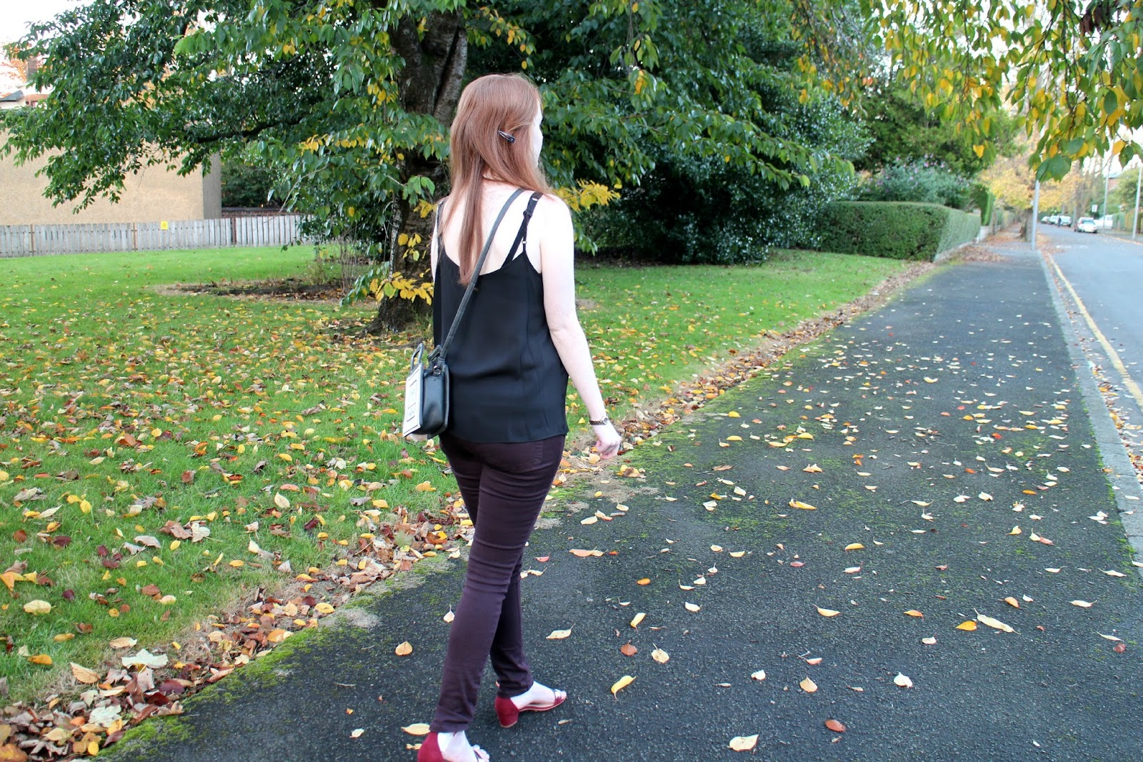 Autumn Fashion Lookbook Blog