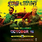 Sting & Shaggy Tix