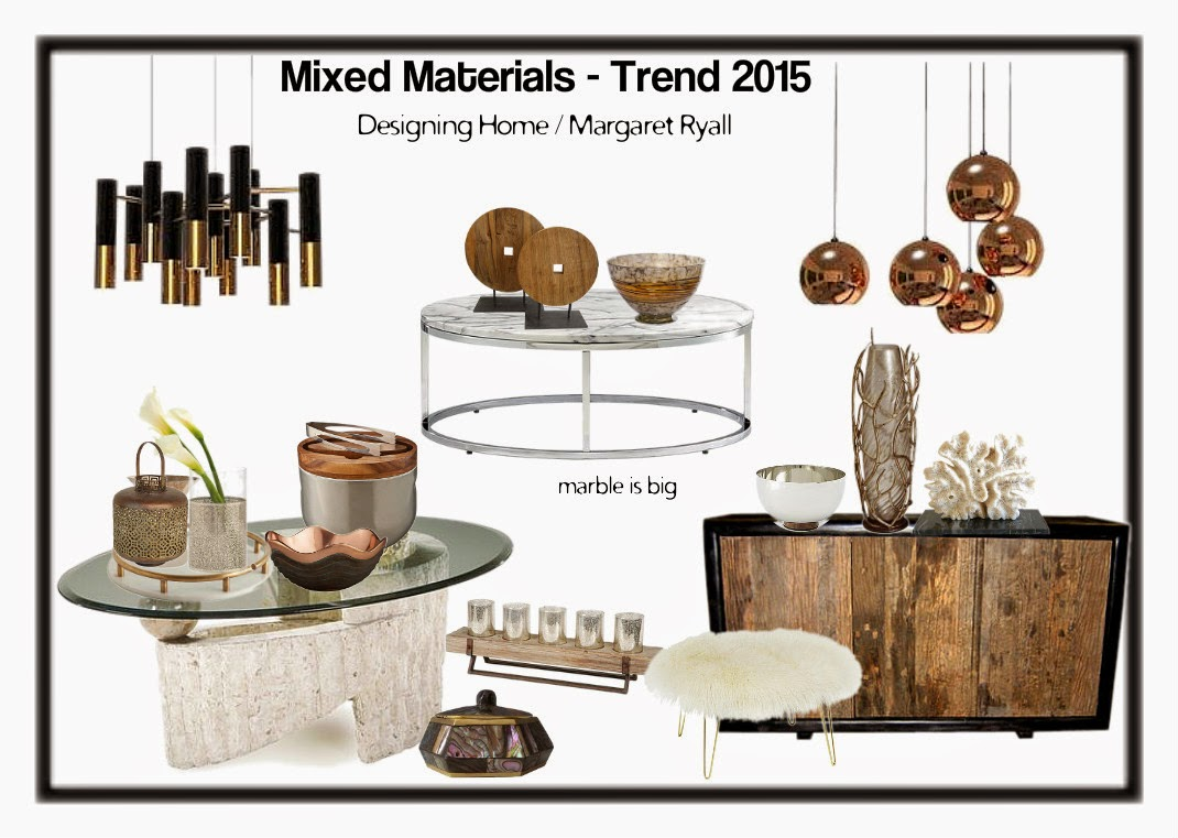 mixed materials trend 2015