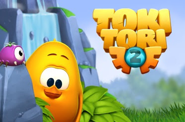 Promotional art for video game Toki Tori 2