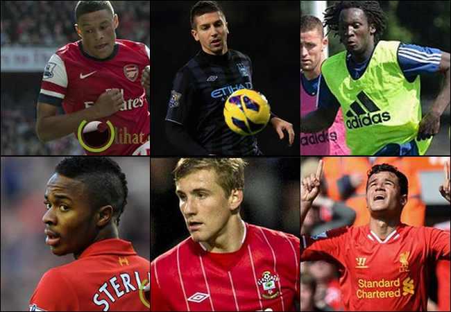 10 Pemain Sepakbola Muda terbaik di Liga Inggris
