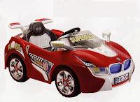 Mobil Mainan Aki Junior TR1206 BMW Concept Car