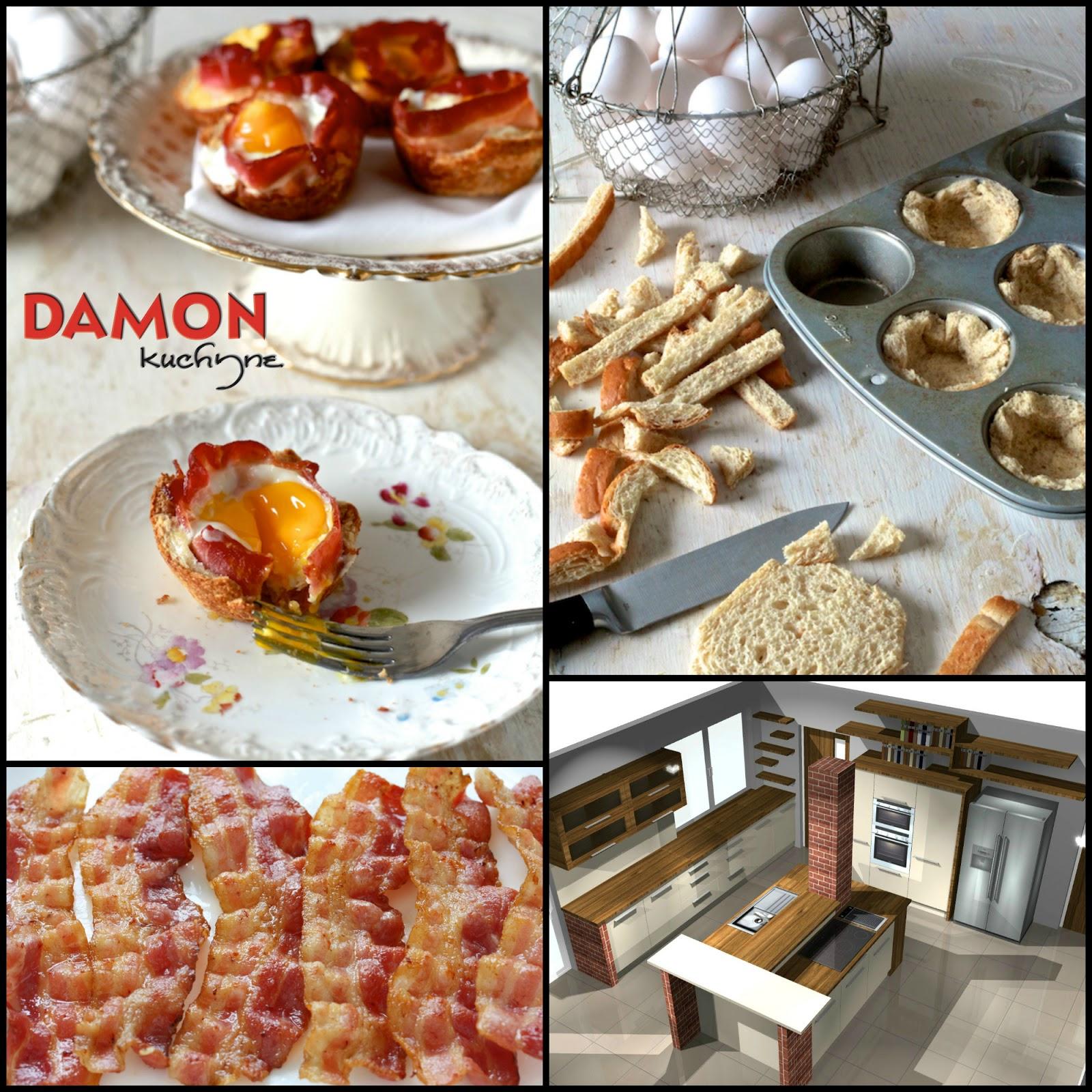 Originálne slaninové raňajky