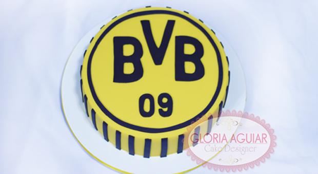 Borussia Dortmund Cake