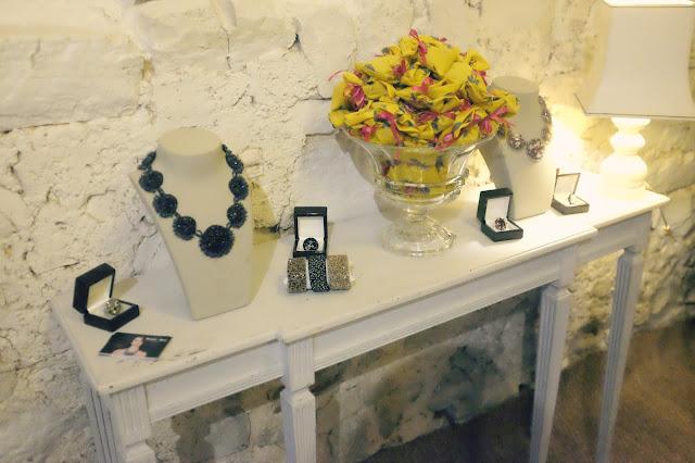 bijoux brodés expo narbonne