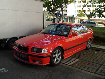 BMW 3 Series E36 Coupe