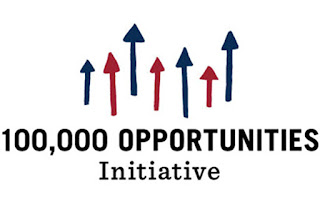 logo for 10K opporunities initiative