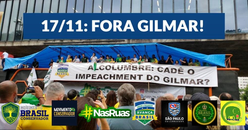 17 de novembro: Brasil