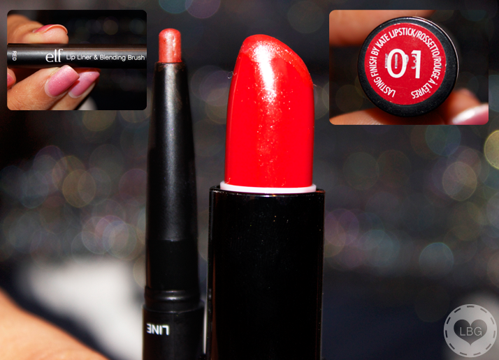 Christmas Challenge: 30 Lipsticks in 30 Days #02 Rimmel Kate No.1 | Le Beauty Girl