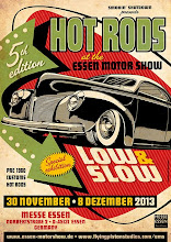 Hot Rods @ Motorshow 2013