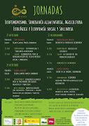 JORNADAS DE ECOFEMINISMO, SOBERANÍA ALIMENTARIA, AGRICULTURA ECOLÓGICA Y ECONOMÍA SOCIAL Y SOLIDARI