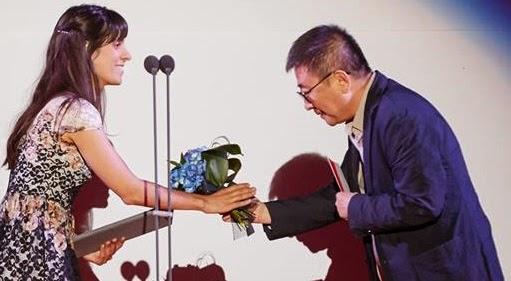 Esme Madra'ya Güney Kore'den ödül