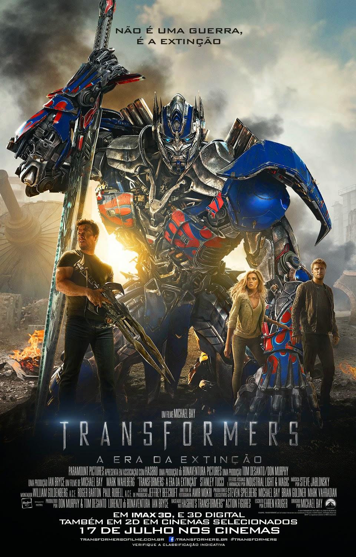 Transformers: A Era da Extinçao