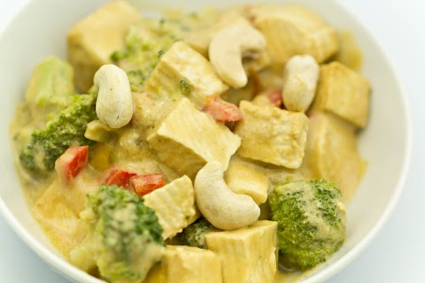 Green Curry Tofu