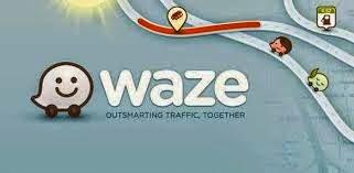 برنامج Waze Social GPS Maps & Traffic