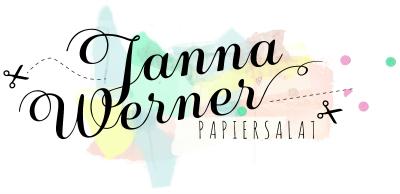 Janna Werner | Papiersalat (alter Blog/old blog - neu: http://jannawerner.de)