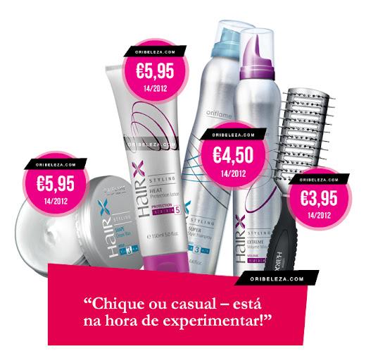 HairX da Oriflame