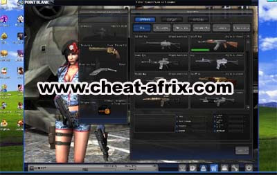 Download Point Blank Offline For PC New 2013