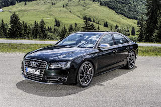 Préparation : L'Audi A8 by ABT (AS8)