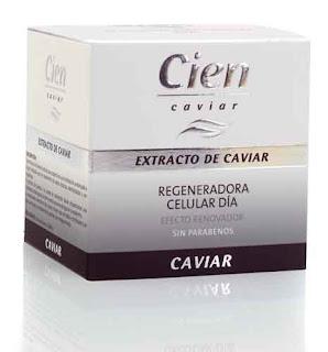 Crema regenadora CIEN Caviar