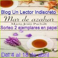 Sorteo en el blog Un Lector Indiscreto