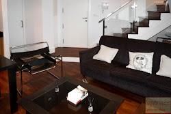 Loft de dos dormitorios en alquiler junto al Palacio de la Ópera. 600€
